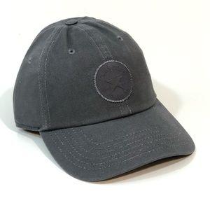 Converse All Star Baseball Hat Cap Charcoal Gray